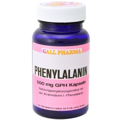 Phenylalanin 500 mg GPH