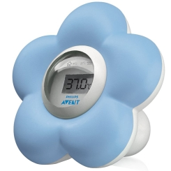 Philips® AVENT Digitales Bad- und Raumthermometer