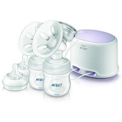 Philips® AVENT Elektrische Doppel-Milchpumpe