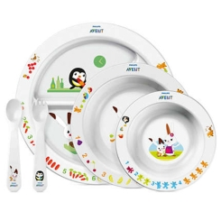 Philips® AVENT Ess-Lern-Set, Groß