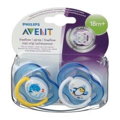 Philips® AVENT Freeflow Schnuller 18+ Monate