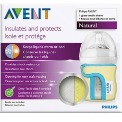 Philips® AVENT Glasflaschenhülle 120 ml