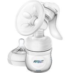 Philips® AVENT Komfort Milchpumpe Naturnah