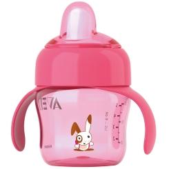 Philips® AVENT Schnabelbecher pink 200 ml