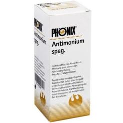 PHÖNIX Antimonium spag.