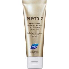 PHYTO 7 Feuchtigkeitsspendende Haartagescreme mit 7 Pflanzen