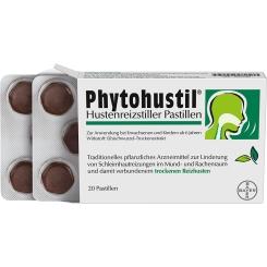 Phytohustil® Hustenreizstiller Pastillen