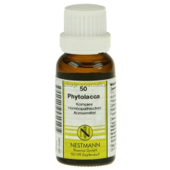 Phytolacca 50 Komplex Dilution