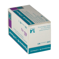 PIPAMPERON 1A Pharma 40 mg
