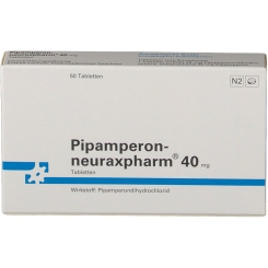 Pipamperon neuraxpharm 40 Tabl.