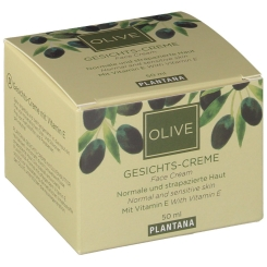PLANTANA Olive-Butter Gesichtscreme
