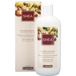 PLANTANA Shea-Butter Pflege-Dusche