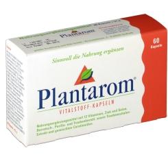 Plantarom Vitalstoff Kapseln