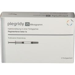 PLEGRIDY FERTIGSPR 1MO 125