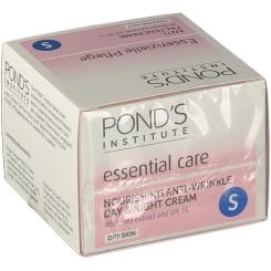 POND'S S Anti Faltencreme SPF 15 für trockene Haut