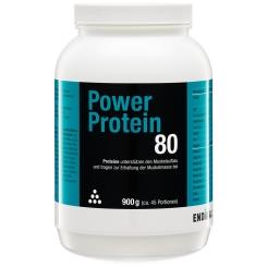 Power Protein 80 Vanille Pulver