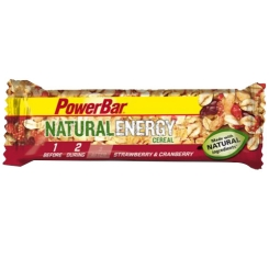 PowerBar® Natural Energy Cereal Erdbeer-Cranberry