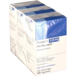 PRADAXA 110 mg Hartkapseln