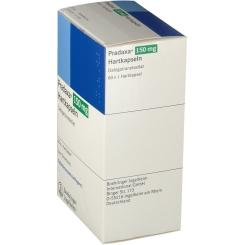 PRADAXA 150 mg