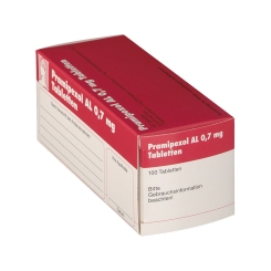 Pramipexol AL 0,7 mg Tabletten