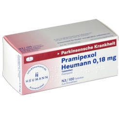 PRAMIPEXOL Heumann 0,18 mg