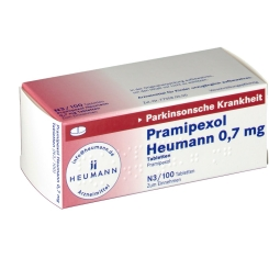 PRAMIPEXOL Heumann 0,7 mg