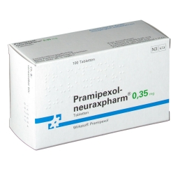 PRAMIPEXOL neuraxpharm 0,35 mg Tabletten