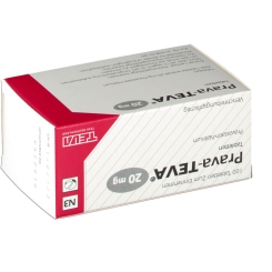 Prava Teva 20 mg Tabletten