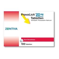 Pravalich 20mg Tabletten