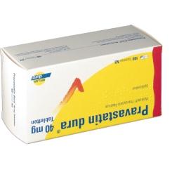 Pravastatin dura® 40 mg