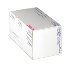 PRAVASTATIN Heumann 20 mg Tabl.Heunet