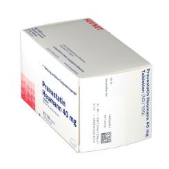 PRAVASTATIN Heumann 40 mg