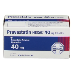 Pravastatin Hexal 40 mg Tabletten