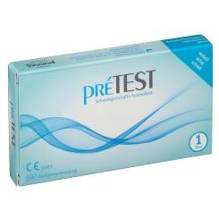 PRÉ TEST Schwangerschafts-Schnelltest