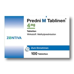 Predni M Tablinen 4 mg Tabletten
