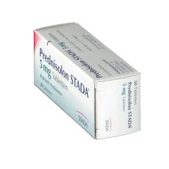 PREDNISOLON STADA 5 mg