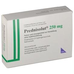 Prednisolut 250 mg Tr.Subst.m.Lsg.M