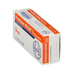 Prednison Hexal 5 mg Tabletten