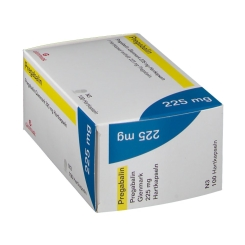 PREGABALIN Glenmark 225 mg Hartkapseln