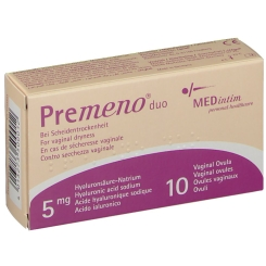 Premeno® Duo Vaginalovula