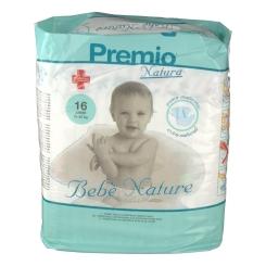 Premio® Natura Windeln 16 Junior 18-30 kg