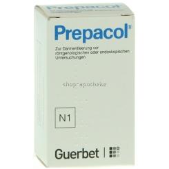 Prepacol Kombipackung 4 Tabletten +30 ml Lösung