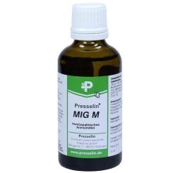 Presselin® MIG M Tropfen