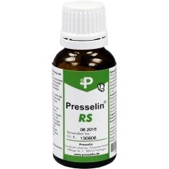 Presselin® Rs Regelschmerzen Globuli