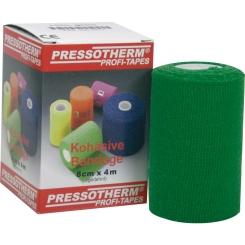 Pressotherm® Kohäsive Bandagen 8 cm x 4 m grün