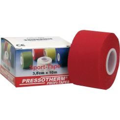 Pressotherm® Sport-Tape 3,8 cm x 10 m rot