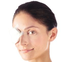 Pro-ophta® Augenkompresse 5,5 cm x 7,5 cm steril