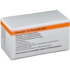 Procain 1 % Ampulle 2 ml