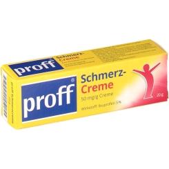 proff® Schmerzcreme