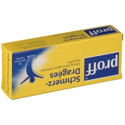 proff® Schmerzdragées 200 mg